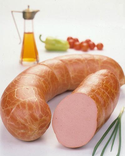 рисунок колбасы: