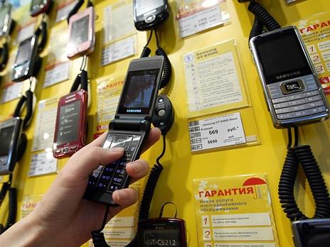 укоризненно кража телефонов в связном был