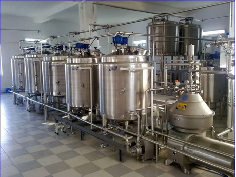 Мини завод по переработке молока - Цена, Продажа, Купить Мини завод по переработке молока.
