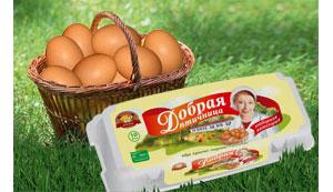 Organica design consultancy разработало упаковку для брендированного яйца