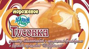"""Мороженое """"Тусовка"""""""