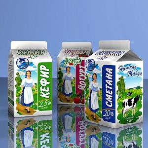 """""""Молоко"""" в обновленной упаковке"""