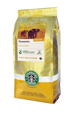 кофе Tanzania