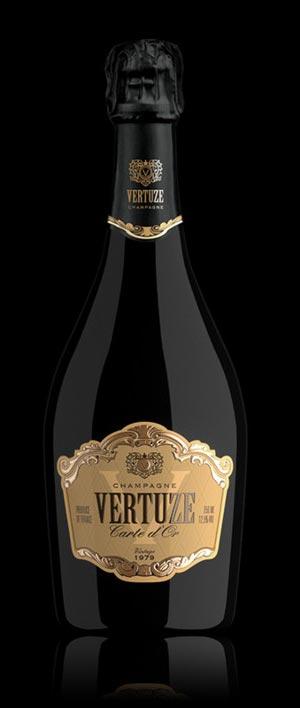 Шампанское Vertuze