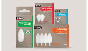 Серия лампочек Ring Lighting в обновленной упаковке