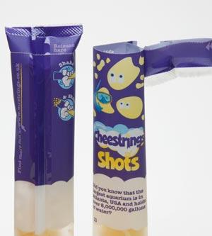 Инновационная упаковка для сыра Amcor Stickpack
