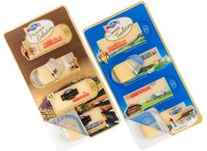 Инновационная упаковка для сыра Emmi