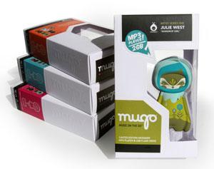 Мп3-плеер Mugo