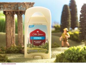 Обновленная линейка дезодорантов Old Spice