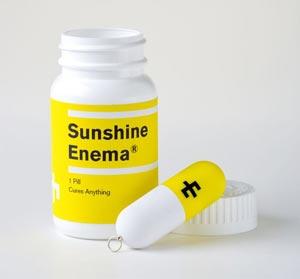 Музыкальный альбом Sunshine Enema