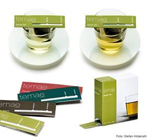 Инновационная упаковка для чая