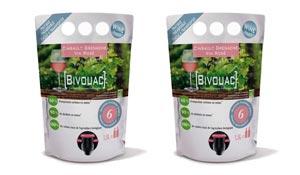 Вино Bivouac и Les Embruns в устойчивом пакете
