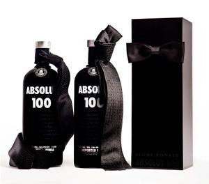 Absolut выпускает ограниченную серию водки к Дню Отца