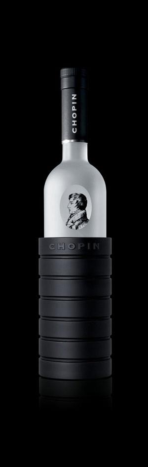"""Шопена"" упаковали в бутылку"