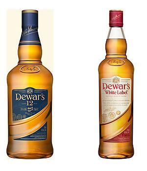 Виски Dewar's появился в новой упаковке