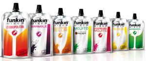 Инновационные коктейли Funkin Puree
