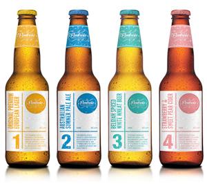 """Цифровое"" пиво Pembroke"