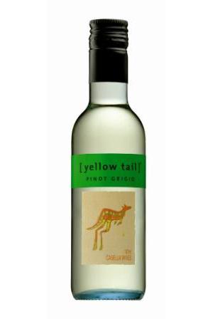 Yellow Tail выпустила вино в мини-бутылках