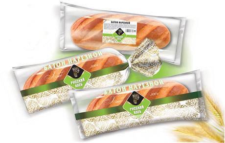 упаковочная пленка для хлебобулочных изделий