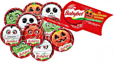 Стало известно как будут выглядеть страшные упаковки Mini Babybel