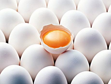 В Литве собираются начать продажи яиц без скорлупы