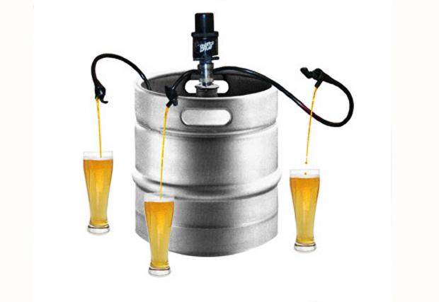 Как налить пиво с кеги в домашних условиях
