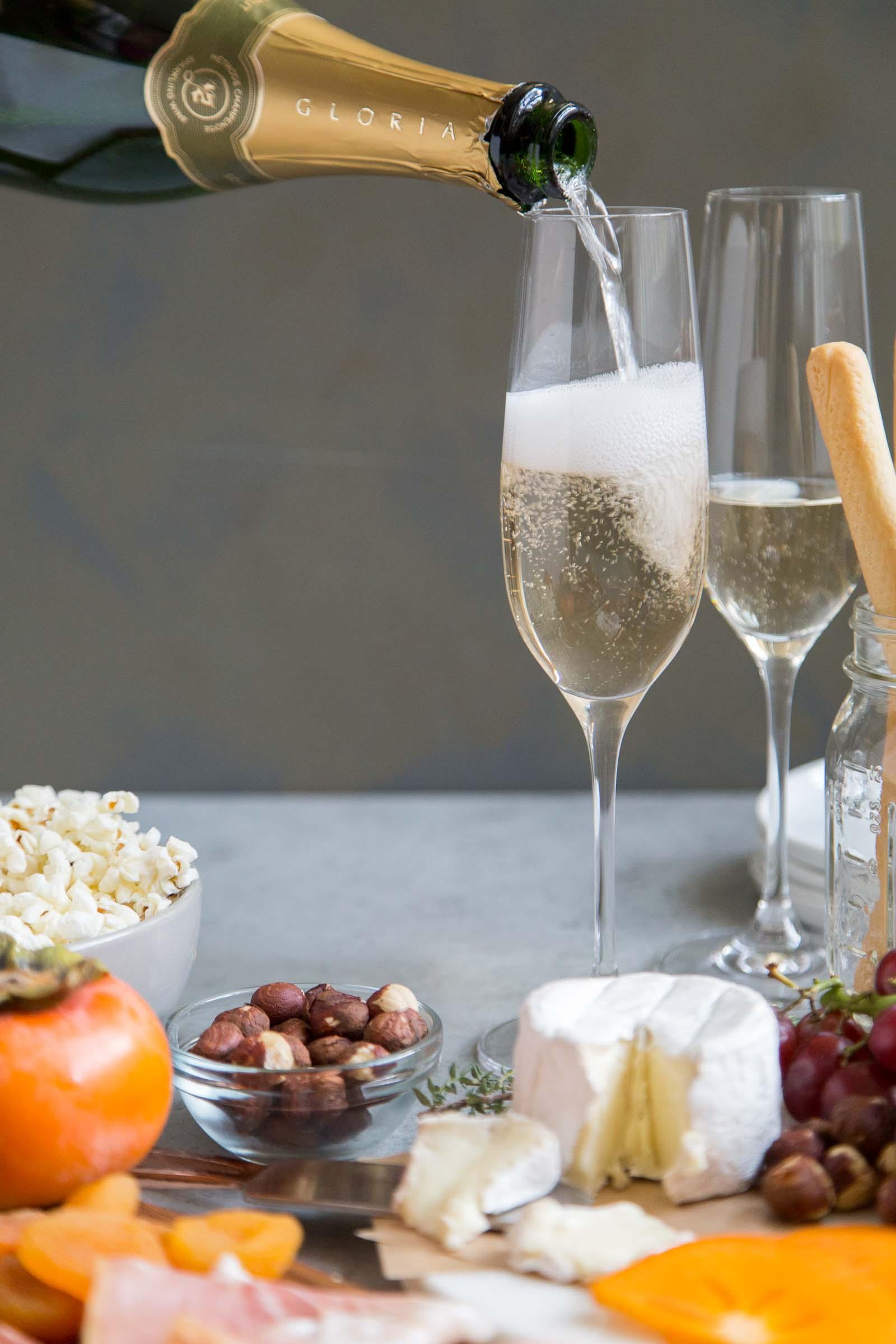 Шампанское в домашних условиях из винограда 73