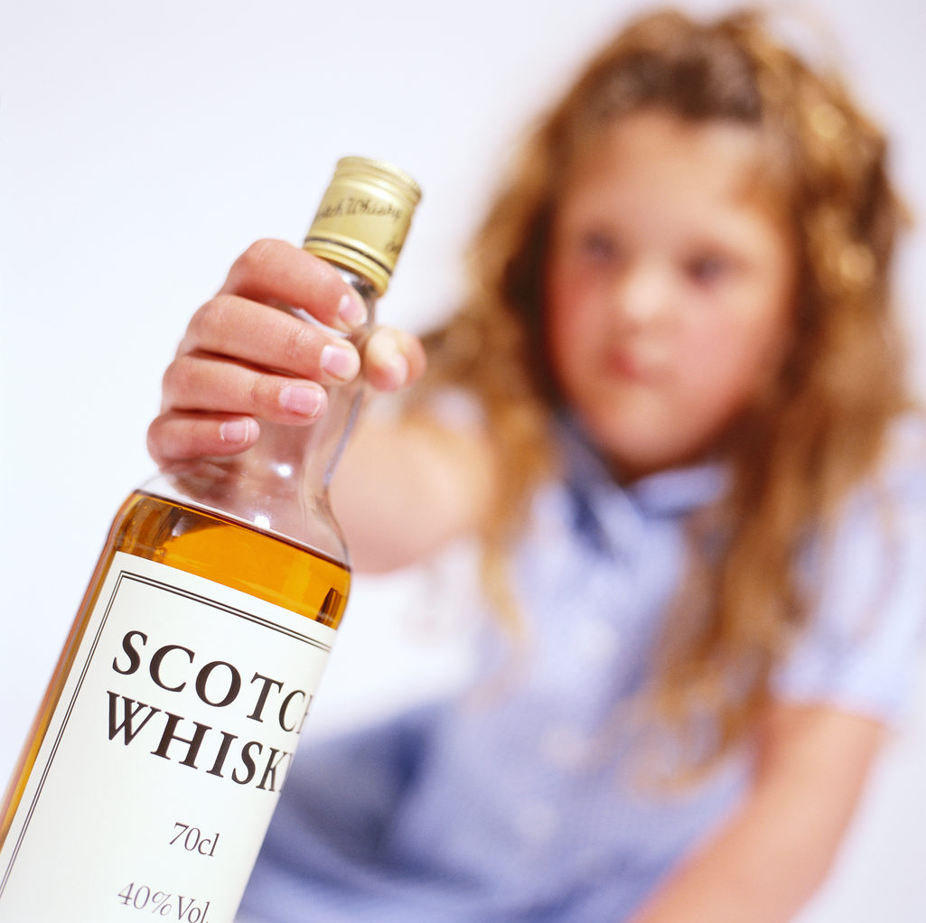 advertising alcoholic beverages to children Alcoholic beverage advertising that is targeted to or may affect children presents critical public policy concerns that should be addressed first through industry self-regulation only when the market fails should the government resort to narrowly tailored action consistent with the first amendment.
