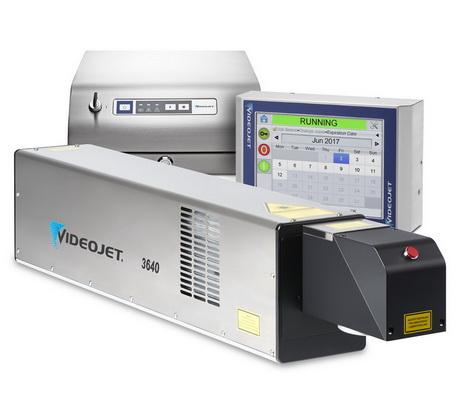Videojet выпускает новую быстродействующую модель углекислотного маркиратора